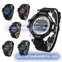 Tipos de relojes para hombres