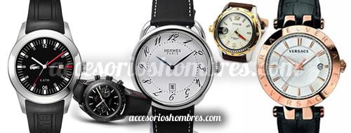 Relojes finos para hombres